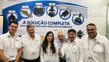 KRJ logra resultados positivos con la nueva línea de conectores de perforación lanzada en FIEE Smart Future
