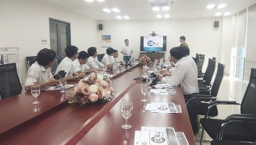 KRJ consolida presencia en el mercado vietnamita